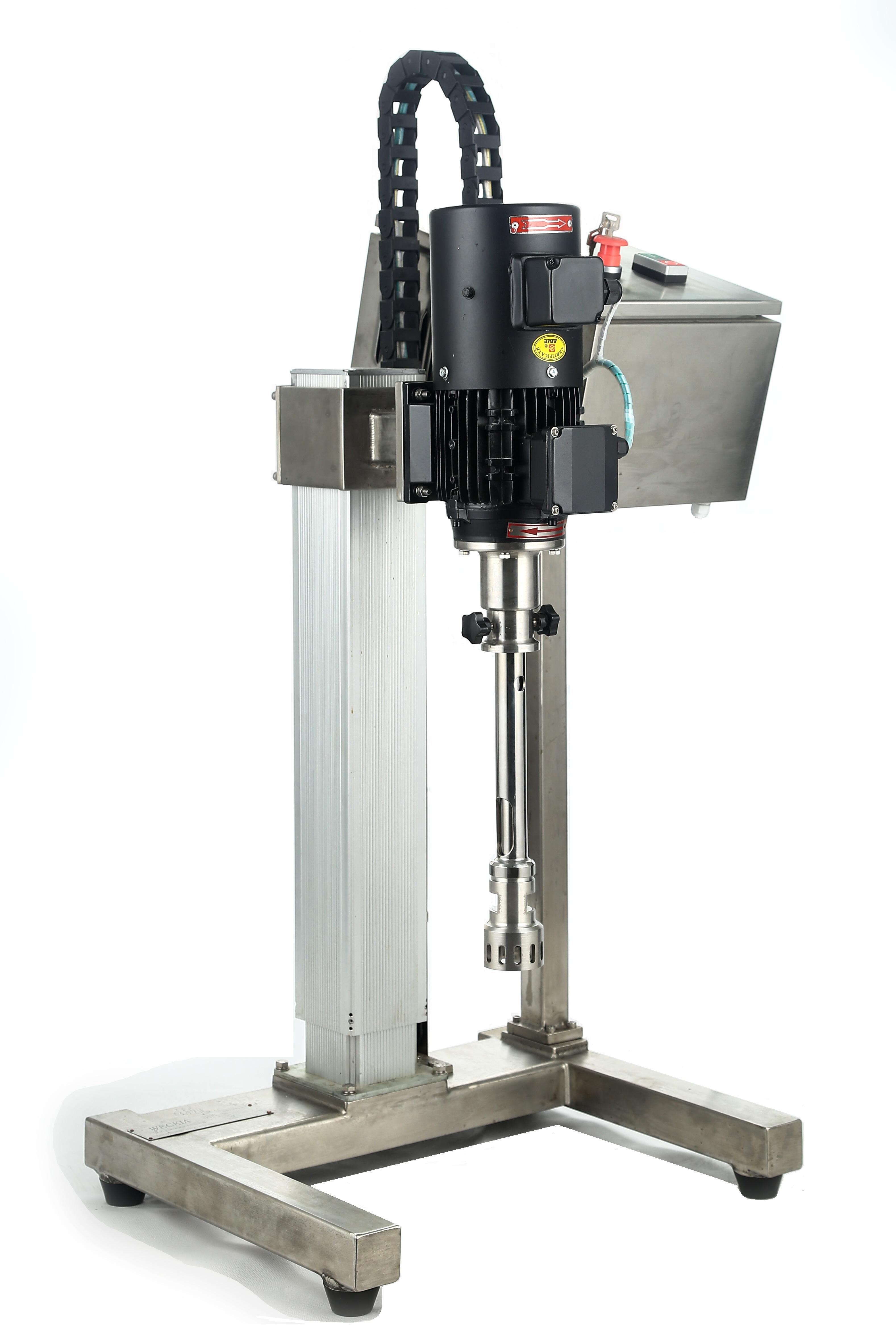 YA90中式型分散機,高剪切分散乳化機