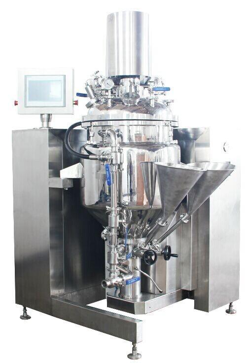 中式高剪切成套反應系統,高粘度乳化反應釜