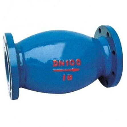 HQ44X-10/16微阻球形止回阀