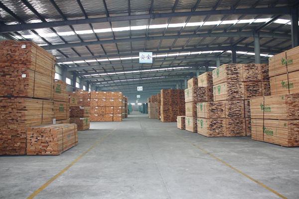 木材供应商