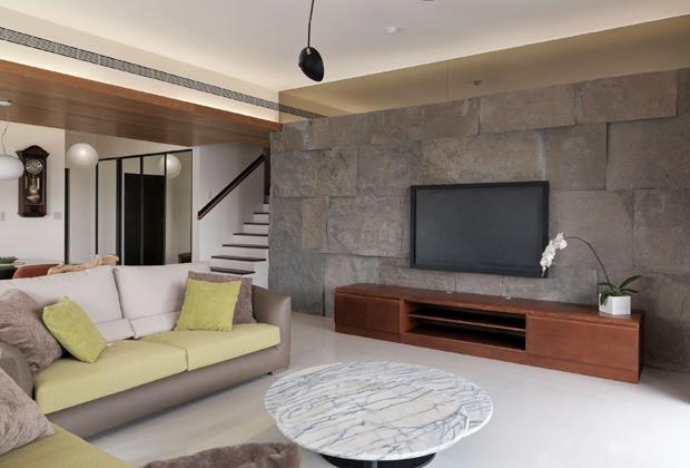 样板房留空设计让空间更敞亮