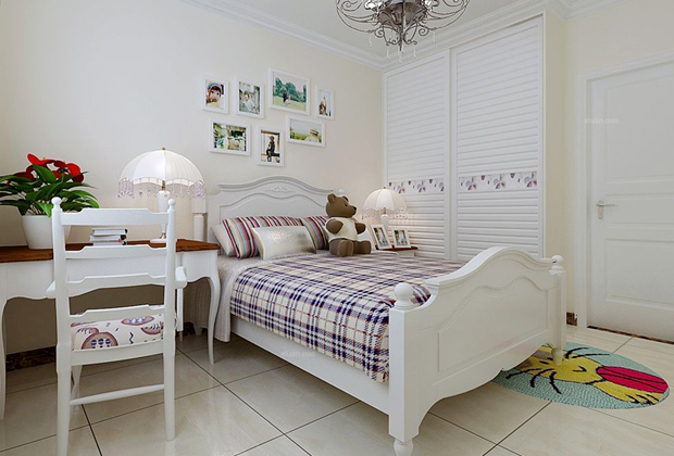样板房家具通常比常规规格小一些
