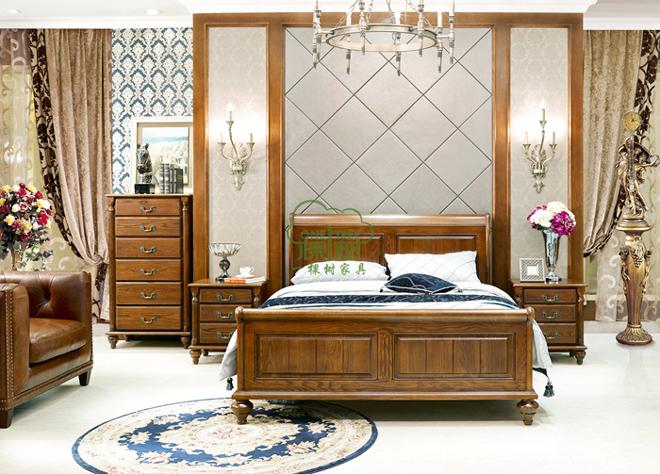 赠送实木床款式