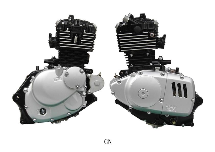 GN125CC发动机