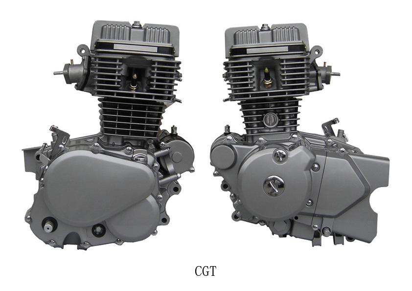 CGT雙排發動機