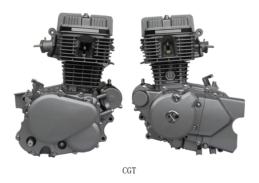 CGT Double-bank Engine