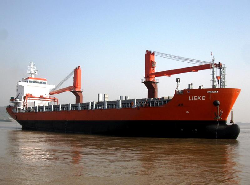 9000吨多用途船