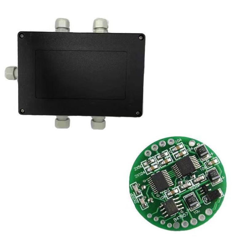 模拟转数字接线盒(数字接线盒)和数字传感器模块