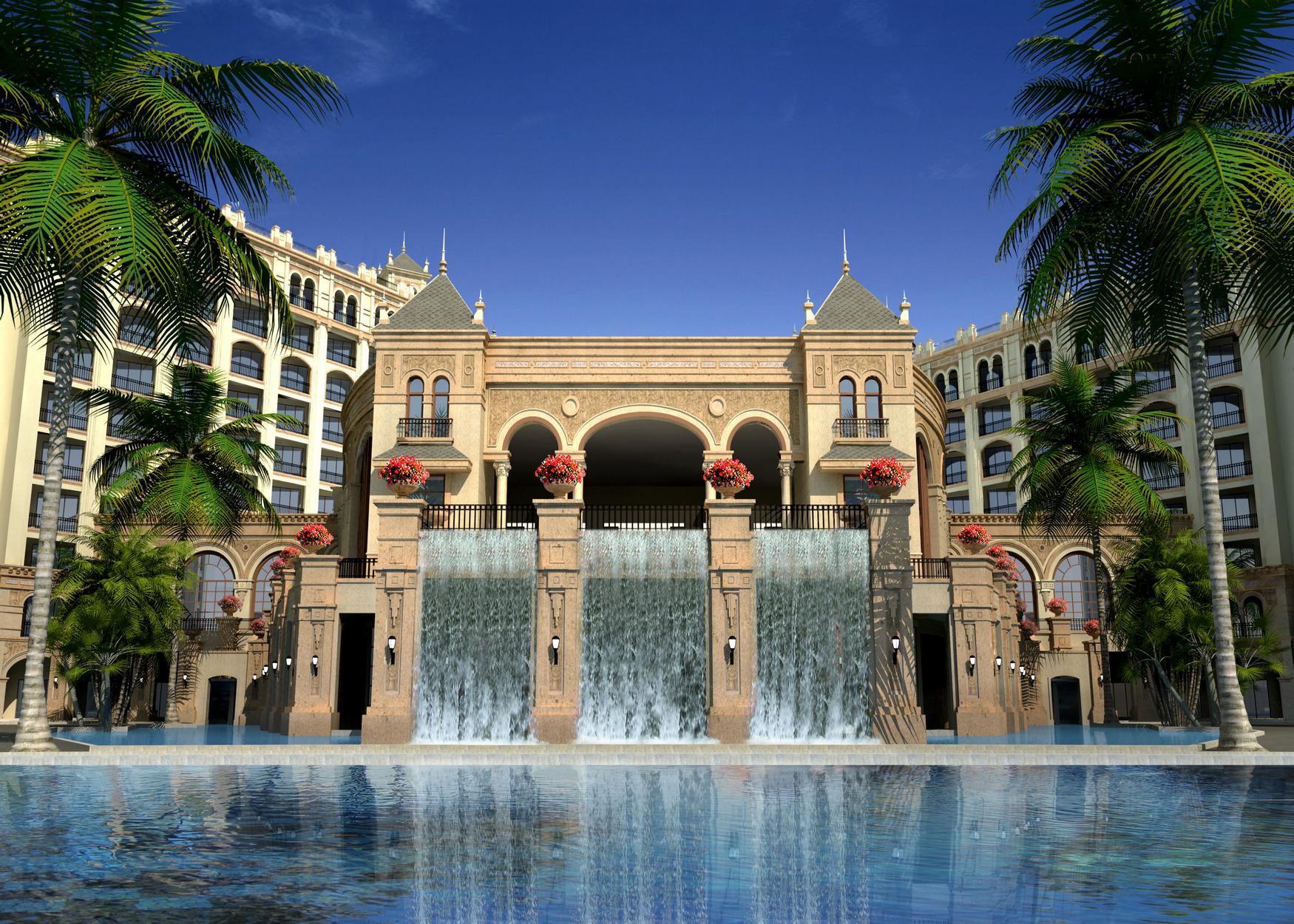 三亚•财富海湾大酒店