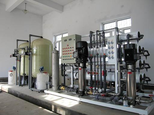 纯净水生产设备