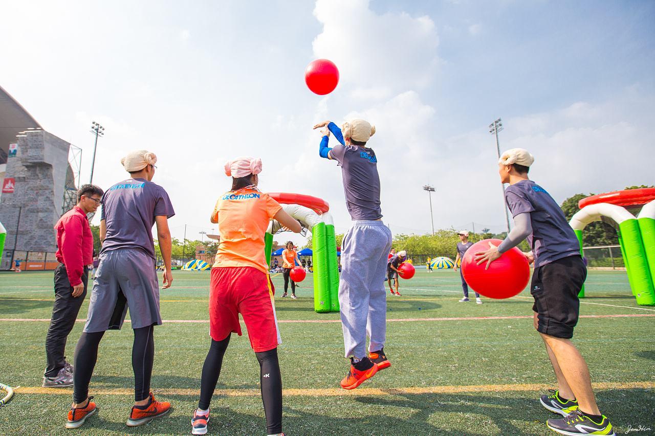 趣味运动会项目--灌篮高手