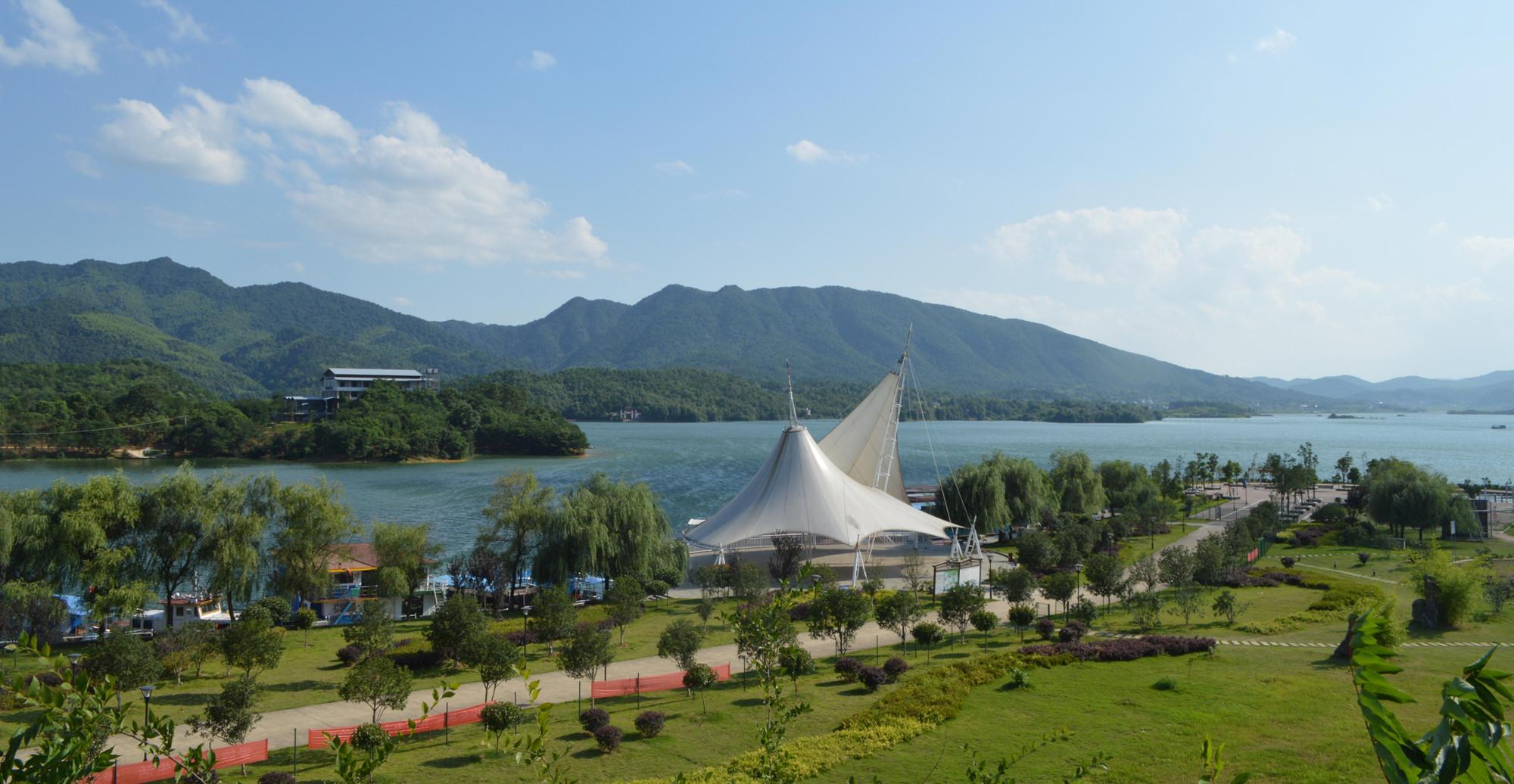 湘潭韶湖(水府庙)户外拓展训练培训基地