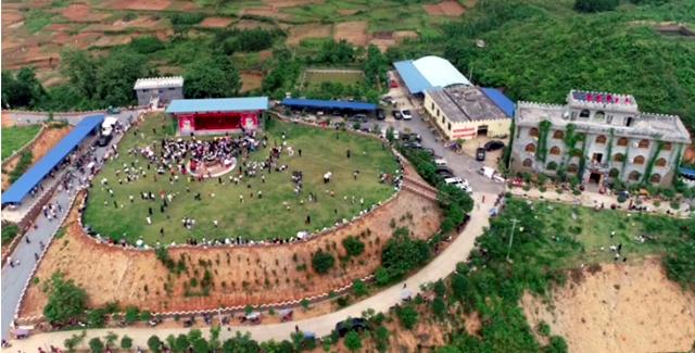 郴州临武舜美生态庄园户外拓展训练培训基地