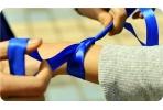 拓展项目:蓝丝带