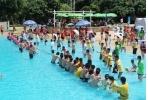 水上趣味运动会