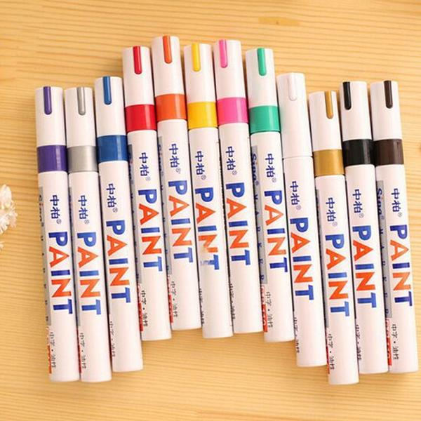 加彩油漆笔