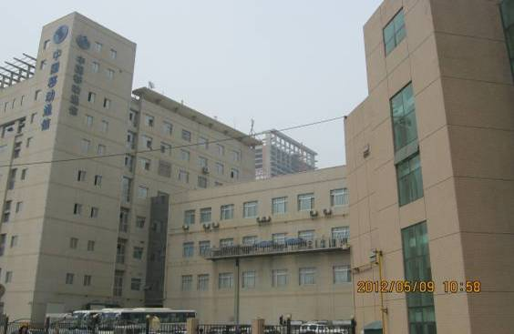 中国移动凤城四路项目