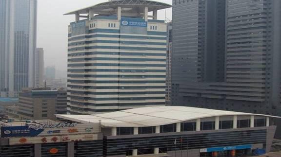 中国移动枢纽楼项目