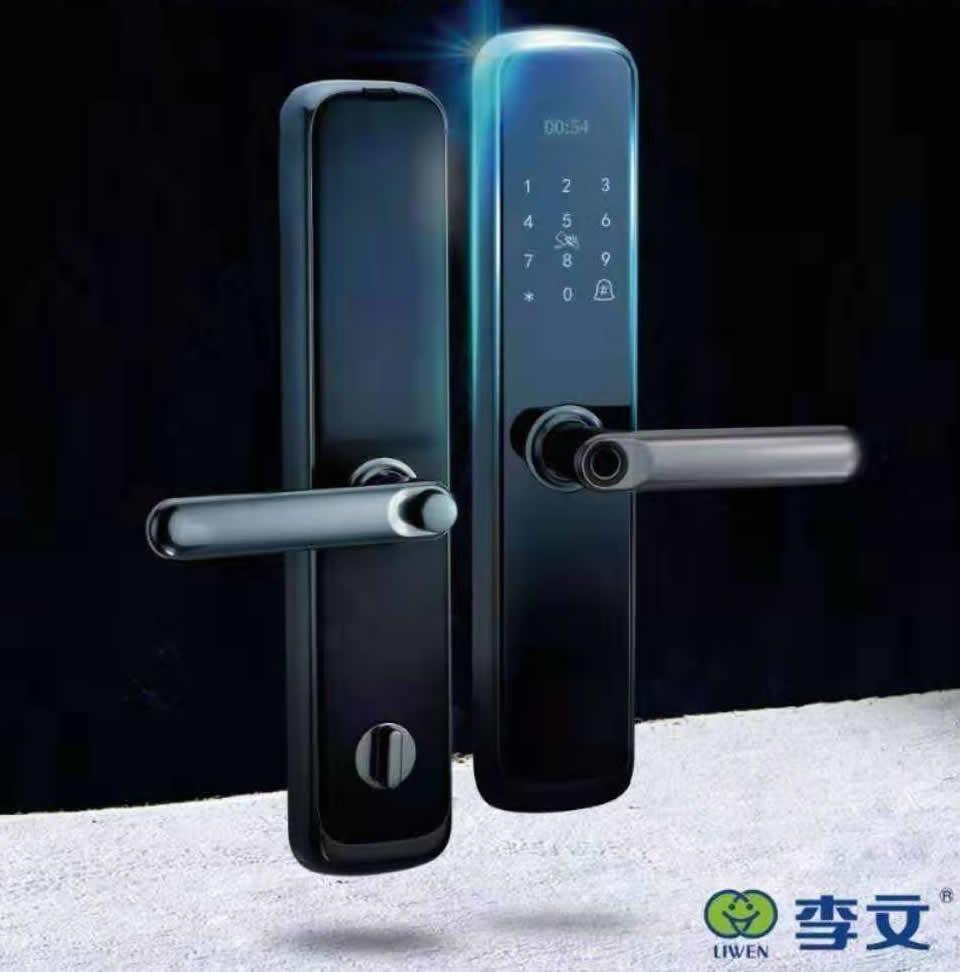 李文510指纹锁
