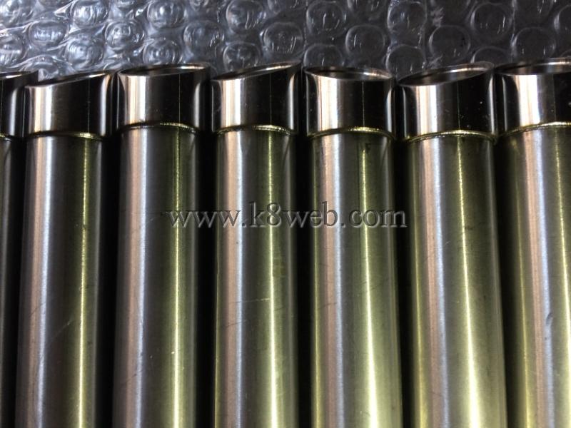 激光焊接加工 不锈钢仪表圆管精密焊接代加工服务