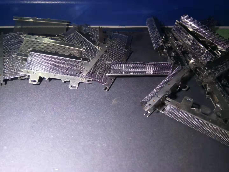 精密叠焊点焊加工 剃须刀钢网激光焊接代工服务