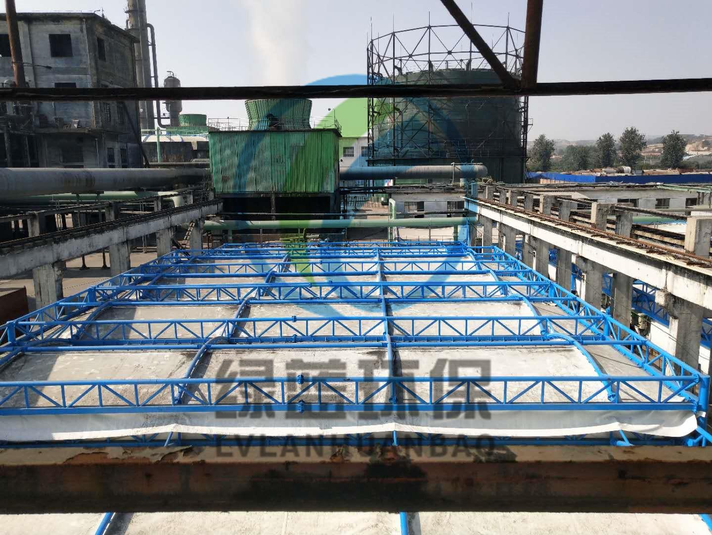 山西晋丰闻喜煤化工污水处理厂造气池封闭项目