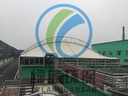 河南平舆皮革产业园区污水处理厂