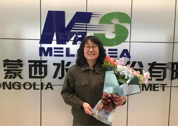 蒙西员工刘丽芬光荣当选第十三届全国人大代表 | 快讯