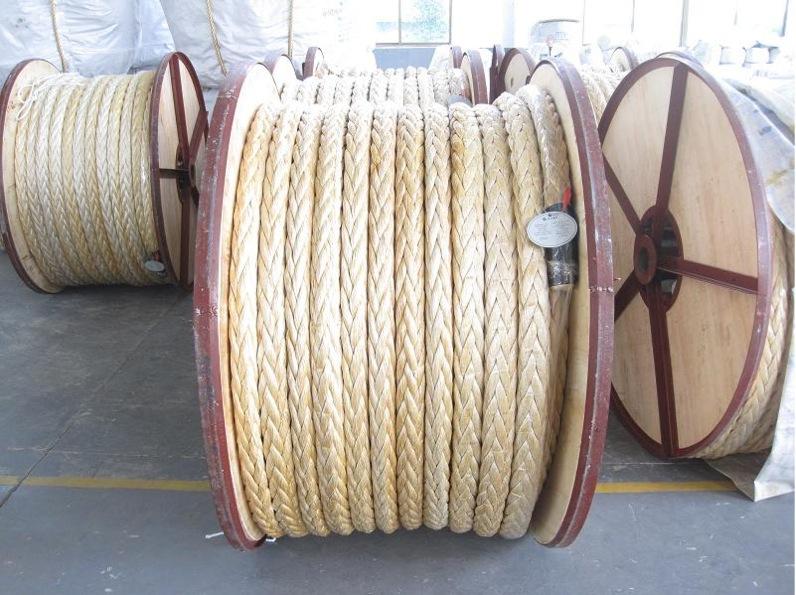 高分子聚乙烯超強迪尼瑪纜繩Dyneema