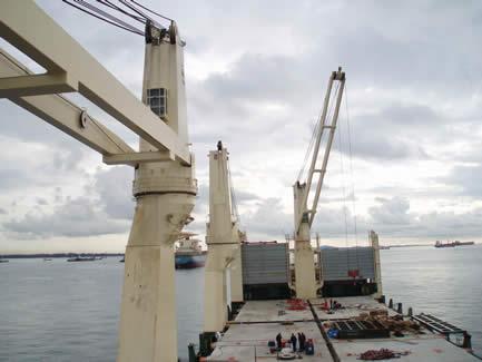 港口起重鋼絲繩